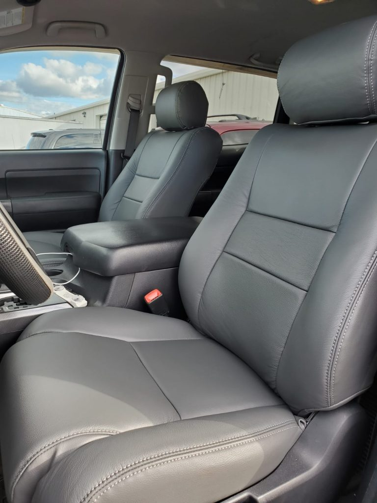 REPAIR OR REPLACE LEATHER AND VINYL