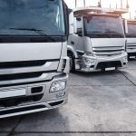 group-of-trucks-parked-in-row